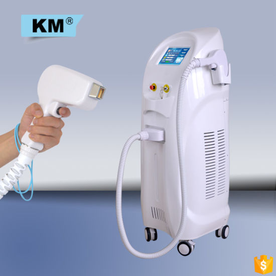 China Ipl 808nm Laser Diode Photofacial Hair Removal Machine