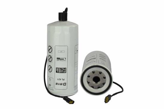 Auto Parts Fuel Filter Oil Filter Oil-Water Separator for Mann Cummins  Komatsu Benz Volvo Reanault Pl420