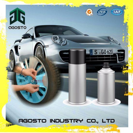 Automotive Interior Spray Rubber Paint