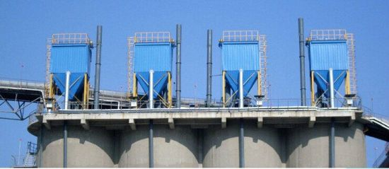 Top Dust Filter Cement Silo Filter