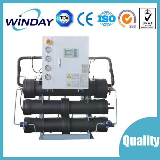 Industrial Large Capacity Injection Chiller