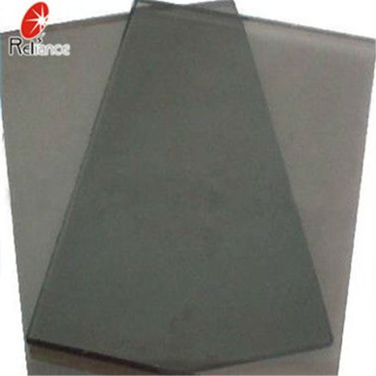 5mm Euro Grey Tinted Glass/Float Glass with Ce pictures & photos