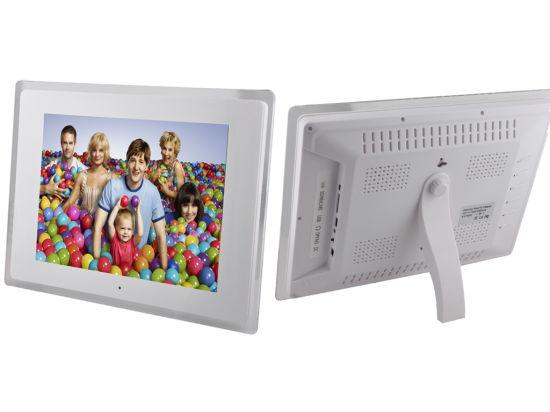 China 12 Inch OEM MP4 Video HD Square LCD 1280*800 Digital Photo ...