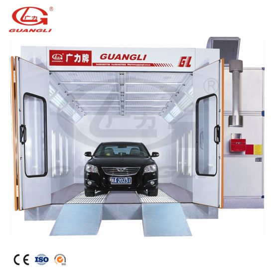 China Professional Manufacturer Ce Approved High Quality Car Painting Spray Booth Oven pictures & photos