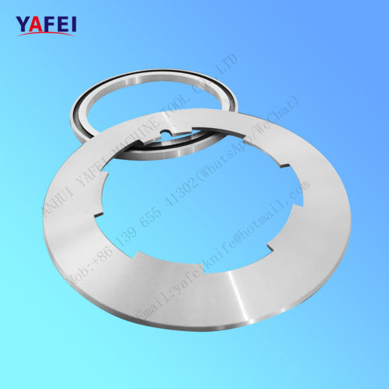 Plastic Film Foil Cutting Blades and Knives