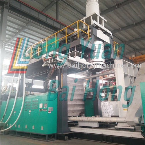 Extruder Plastic Product Mould Production Line Machinery