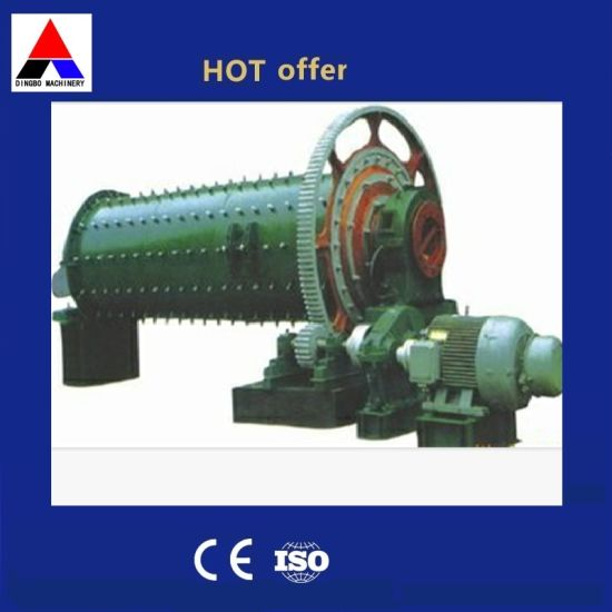 Small Scale Mineral Processing Equipment Ball Mill for Sale pictures & photos