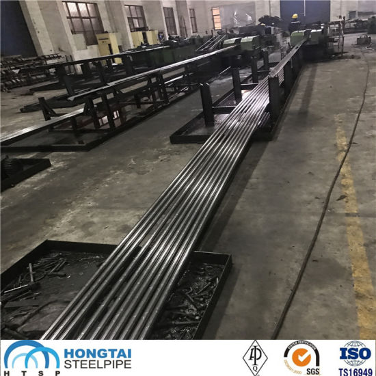 DIN2391 Scm Precision Seamless Steel Pipe for Automobile pictures & photos