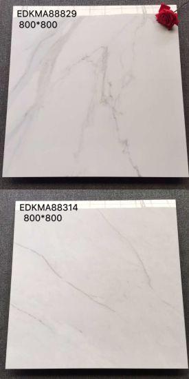 China 60X60 and 80X80 White Karara Building Material Granite Design ...