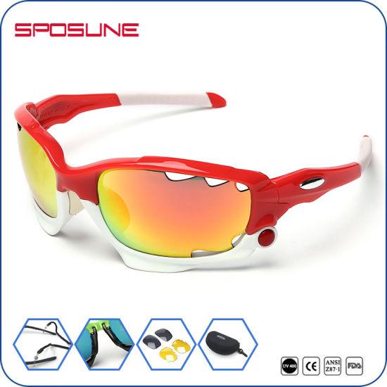 9d37e8ac9dca China HD Polarized Outdoor Sport Sunglasses - China Sun Glasses ...