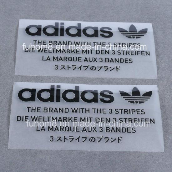 Custom Heat Transfer Printing Label