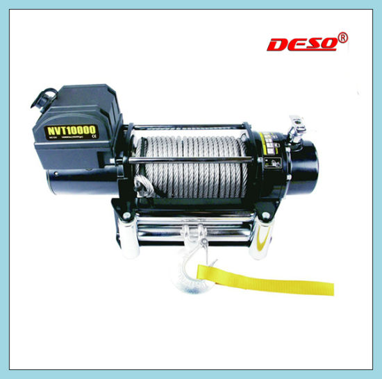 ATV/UTV Electric for Jeep Winch Made in China pictures & photos