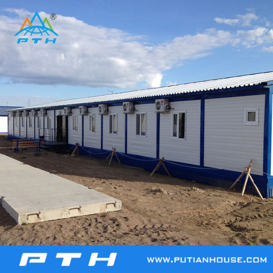 Flat Pack Prefabricated Container House for Home Building pictures & photos