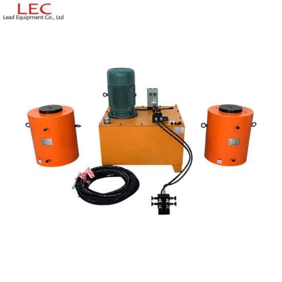 Double Acting Telescopic Micro Hydraulic Cylinder