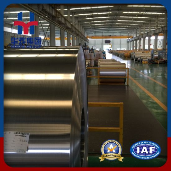 Huaye Prime Hot Rolled and Cold Rolled Stainless Steel Coils pictures & photos