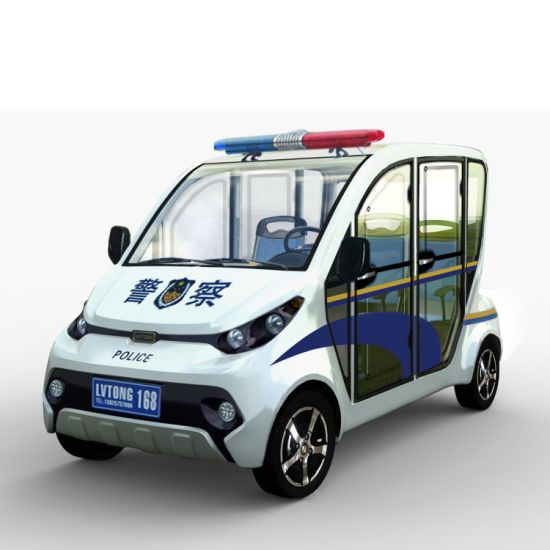 General Use Police Patrol Cart 4 Seaters pictures & photos