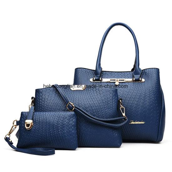 Cheap Classical Wholesale Fashion Bags Woven Pattern 3PCS Purses Handbags ddfc65cad