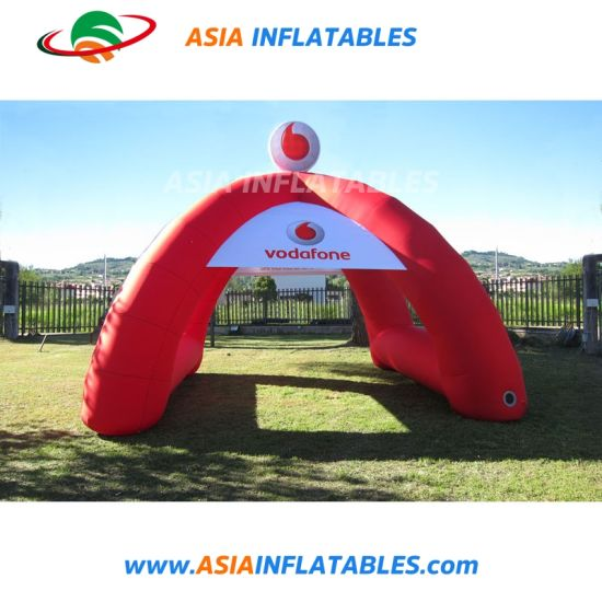 Wholesale Inflatable Igloo Spider Tent, PVC High Quality Inflatable Tent