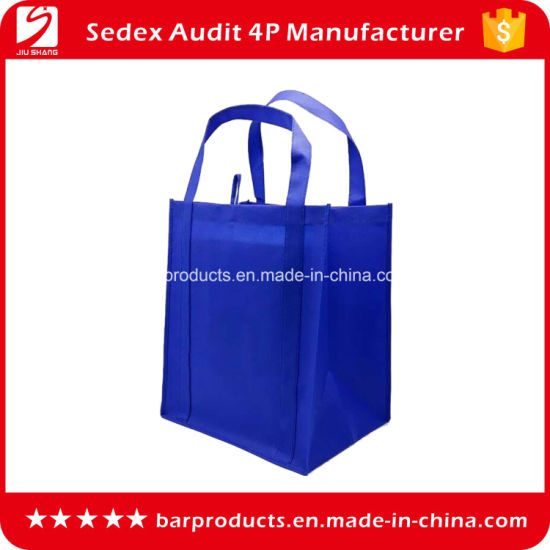 Best Selling Durable Using Reusable Tote PP Non Woven Non Woven Shopping Bag pictures & photos