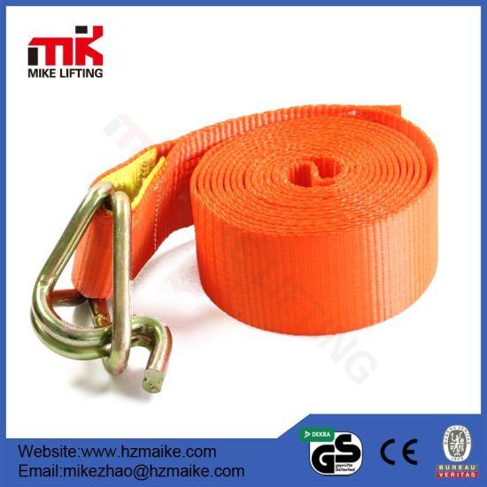 Cargo Lashing Belt Strap Ratchet Tie Down