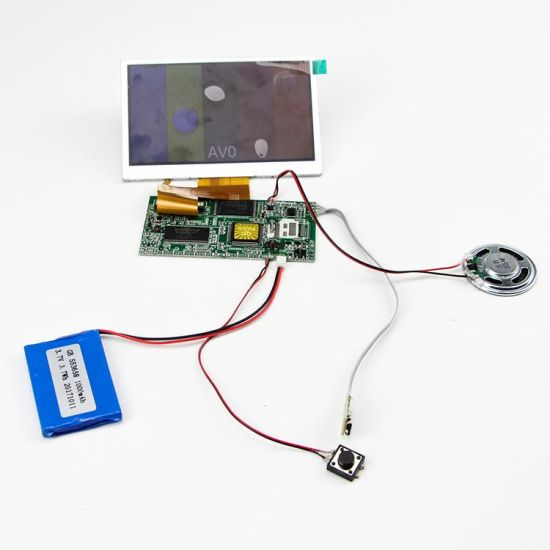 Video Module Manufacturer Supply LCD Display 5 Inch Video Module TFT LCD Module
