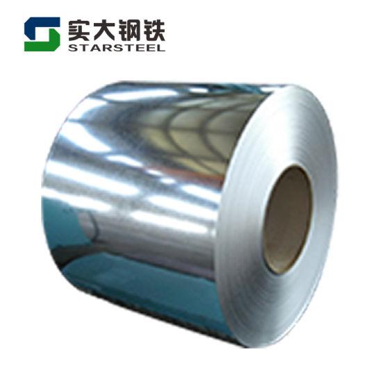 Z90g Zero Spangle Galvanized Steel Coils Gi Steel Coil