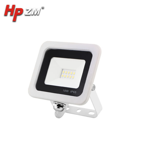 Hpzm IP65 Waterproof SMD Aluminum White LED Flood Light