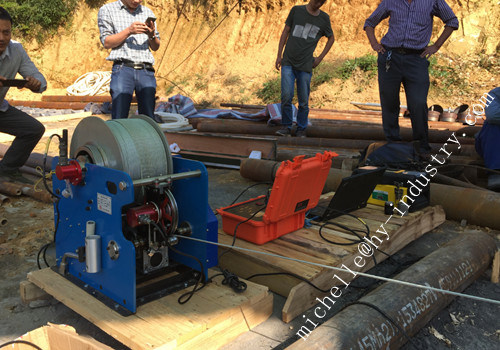China Geophysics Borehole Survey Equipment, Well Logging