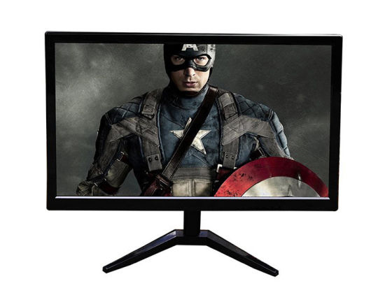 LED Computer Display with BNC Input Open Frame 23.8LED VGA DVI Curved Monitor Gaming pictures & photos