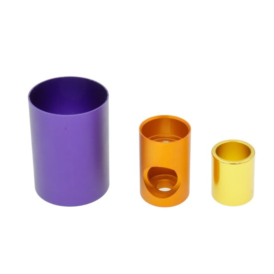 Factory Custom Color Anodized Precision Aluminum CNC Machining Parts, CNC Aluminum Milling, CNC Turning Aluminum Parts