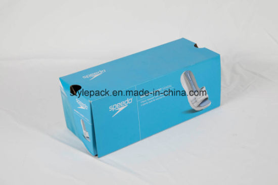 Paper Packaging Women Shoes Box pictures & photos