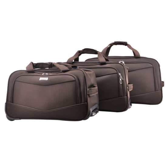 New Large Capacity Trolley Travel Bag Suitcase on Wheels