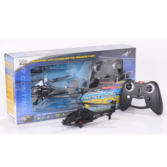 New Wholesale Fashion Plastic Remote Control Helicopter for Kids