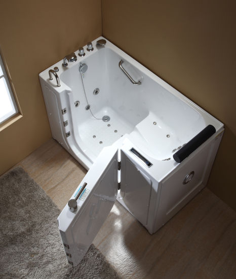 Swell Woma Walk In Bathtub Shower Hydromassage Whirlpool Disabled Bath Old Man Tub Download Free Architecture Designs Momecebritishbridgeorg