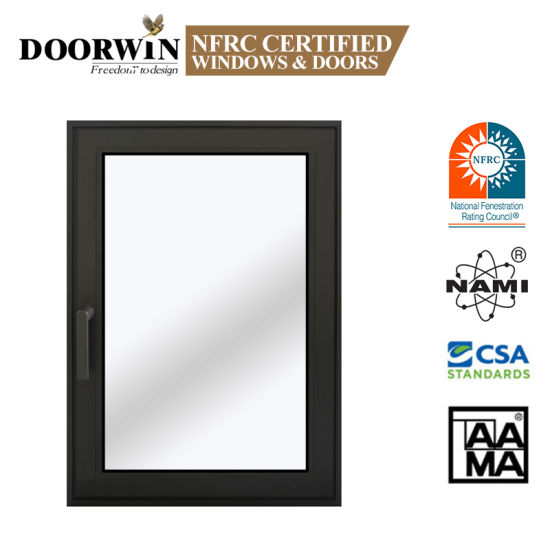 Window Ultra Double Glass Aluminum Alloy Line Fixed Slimline Window Slim Profile Aluminium Windows