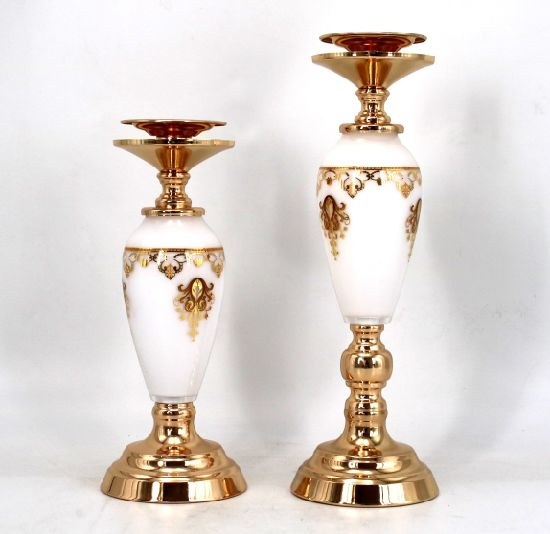Wholesale High Quality Luxurious Table Decoration Candle Holder