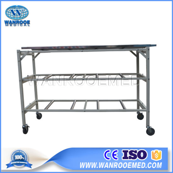 China Ga503-3 Manufacturer Funeral Equipment Mortuary Body Lifter