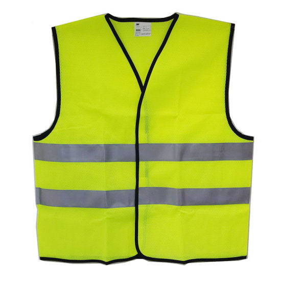 Luminous High Quanlity Safety Vest for Maintenance Man pictures & photos