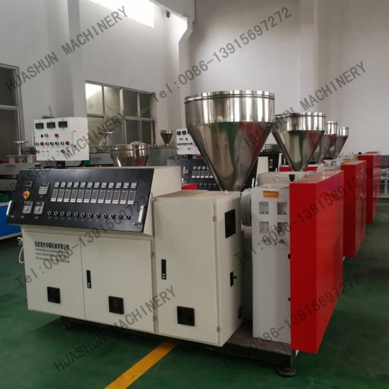 China Picture Framing Equipment Machine For Ps Moulding Profile