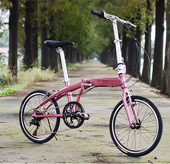 Aluminum Mountain Bike Folding Bicycle 20inch/21 Speed Folding Bicycle for Adult/Hot Sale Bicycle Folding