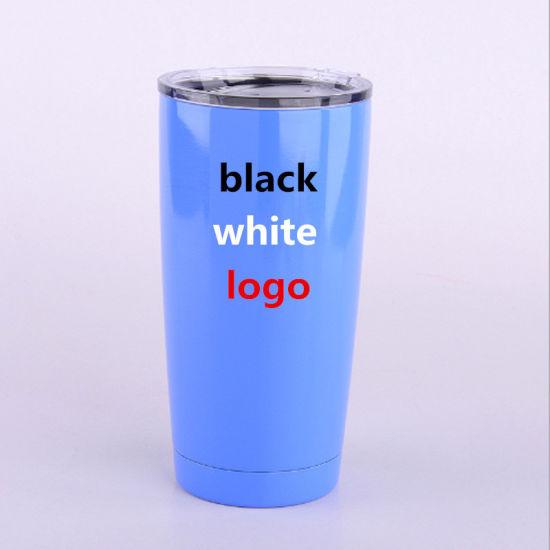 USA Custom-Logo Amazon Cooler Powder Coated Cup Mugs Bottle