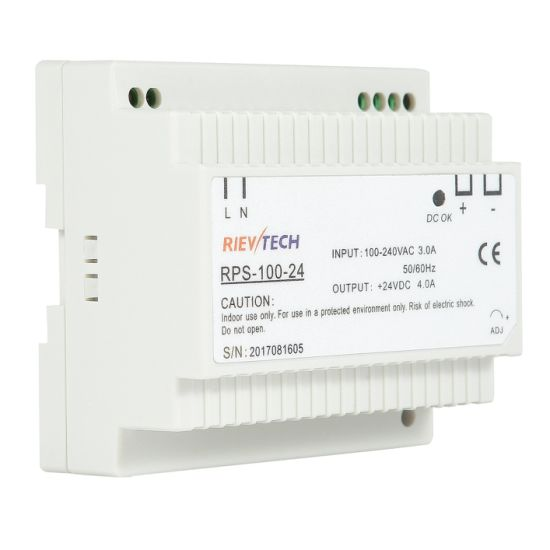 Factory Price for Programmable Logic Controller HMI PLC Switching Power Supply Rps-100-24 pictures & photos