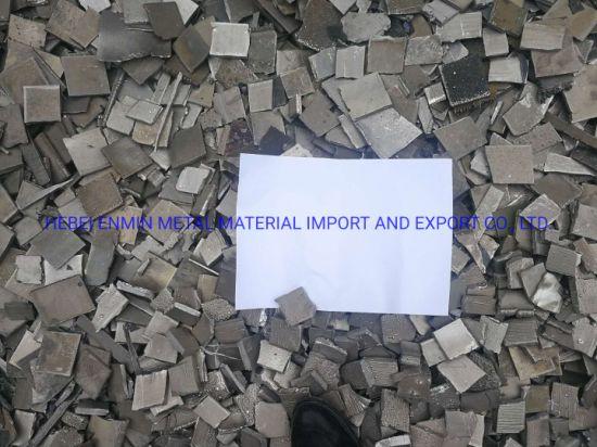 Factory Price Nickel Sheet Scrap for Sale