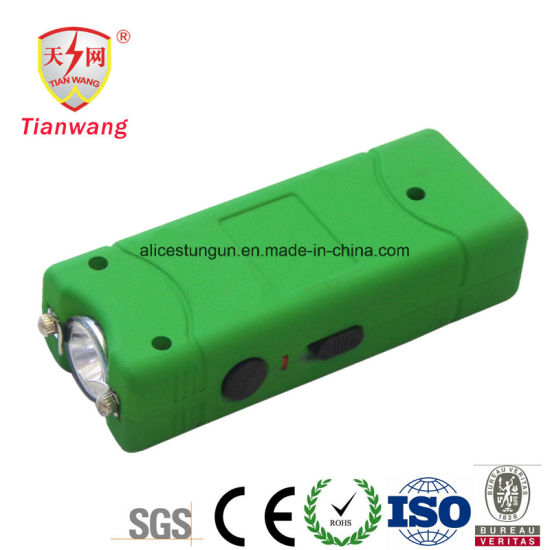 Hot Red Mini Electric Torch Stun Guns for Us Market (TW-801)