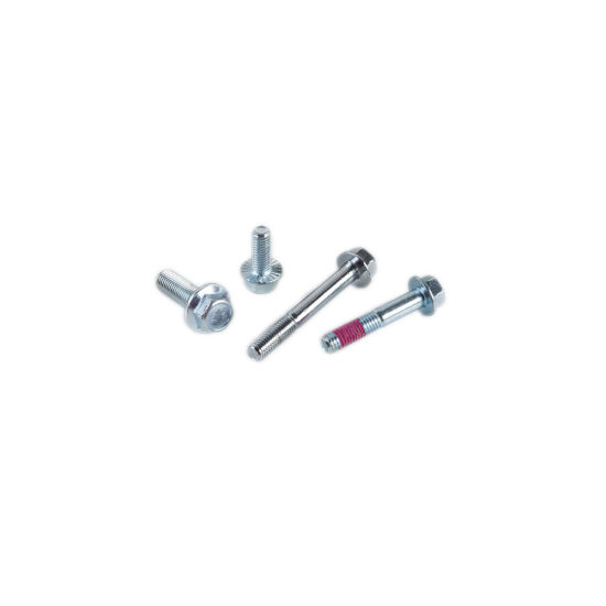 Hex Bolt Screw with Flange DIN6921 More Than 10 Years Produce Expricence Factory