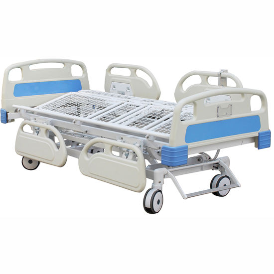 Hospital Ward Electric Bed for Patient Turn Over (CE/FDA) pictures & photos
