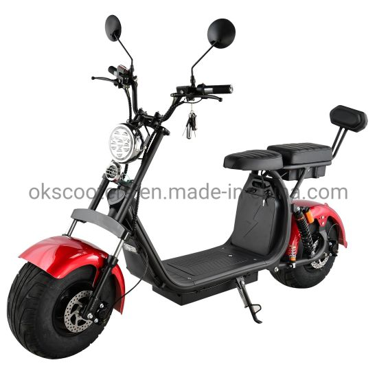 Factory EEC&Coc Moped Electric Mobility Scooter Folding Motor Electric Scooter