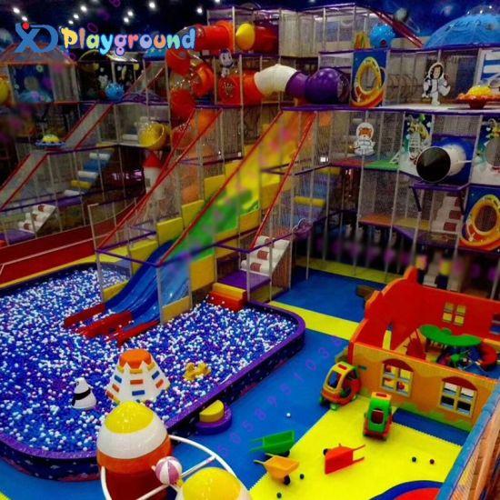 One of Biggest Manufacturer Juegos Infantiles Kids Playground Indoor Baby Playground Indoor