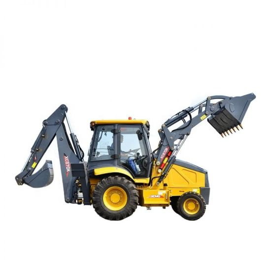 Small Digging Tractor Chinese Backhoe Loader with Bucket for Sale