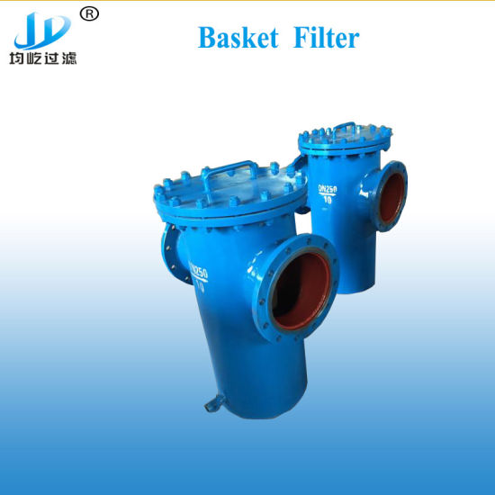 Mild Steel, Carbon Steel, SS316L Basket Filters and Strainers